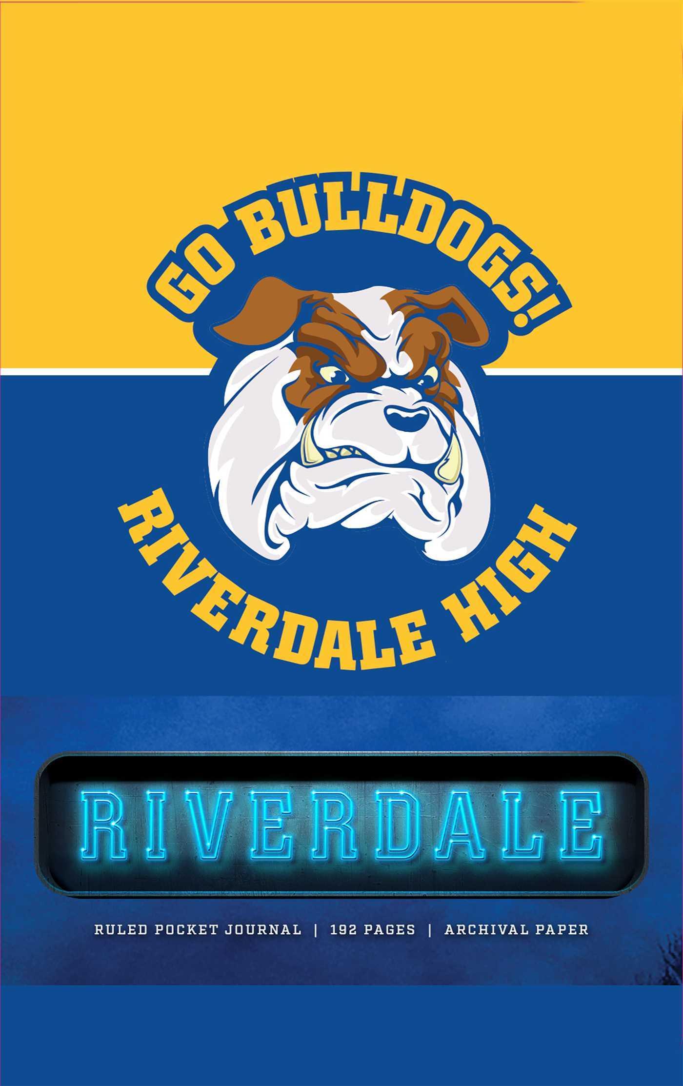 Riverdale Ruled Pocket Journal
