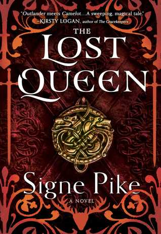 The Lost Queen (The Lost Queen Trilogy #1)