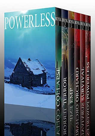 Image result for Powerless Boxset: EMP Survival in a Powerless World
