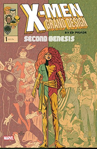 X-Men: Grand Design - Second Genesis #1 (of 2)