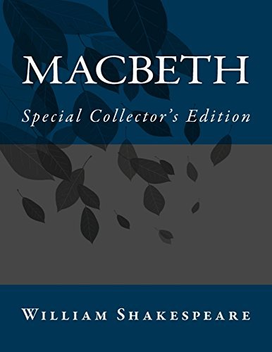 Macbeth: Special Collector's Edition