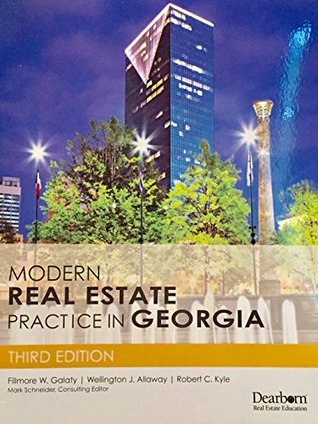 Modern Real Estate Practice in Georgia