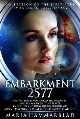 Embarkment 2577 (Embarkment 2577, #1-3)