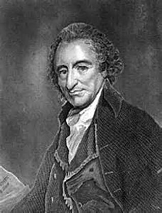 Thomas Paine on Retreat across the Delaware and Silas Deane