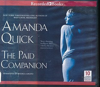 The Paid Companion by Amanda Quick Unabridged CD Audiobook
