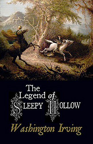 The Legend of Sleepy Hollow(Annotated)Horror Story