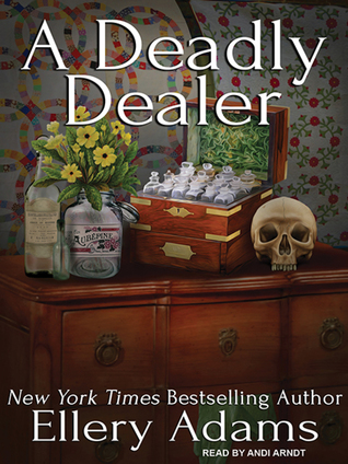 A Deadly Dealer (A Collectible Mystery, #3) (Audiobook)