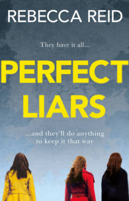 Perfect Liars: Perfect for fans of HBO's hit TV series Big Little Lies