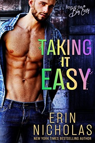 Taking It Easy (Boys of the Big Easy, #2)