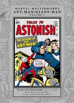 Marvel Masterworks: Ant-Man/Giant-Man, Vol. 1