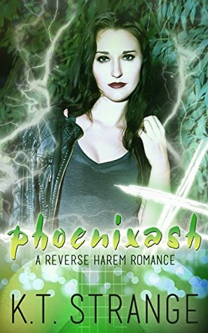 Phoenixash (The Rogue Witch, #4)