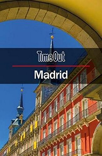 Time Out Madrid Travel Guide: City Guide with pull-out map
