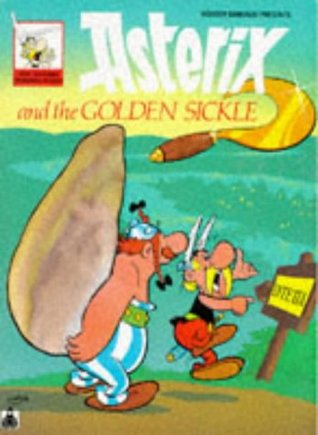 Asterix And The Golden Sickle (Knight Books)