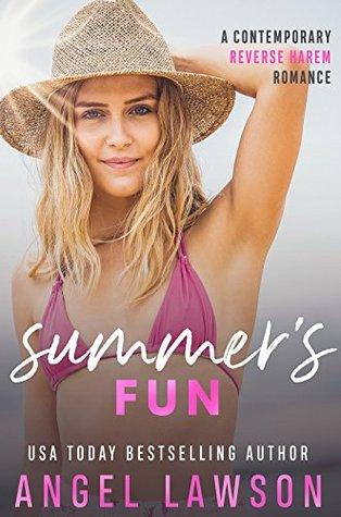 Summer's Fun (The Boys of Ocean Beach, #2)