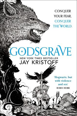 Godsgrave Book Cover