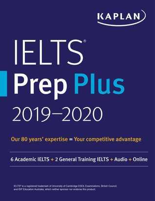 IELTS Prep Plus 2019-2020: 8 Practice Tests + Proven Strategies + Online + Audio