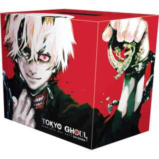 Tokyo Ghoul Complete Box Set: Includes vols. 1-14 with premium
