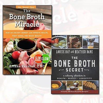 The Bone Broth Collection 2 Books Bundle
