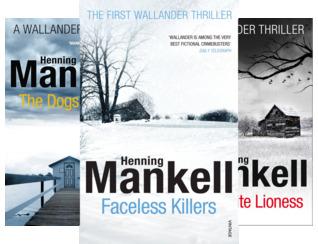 Kurt Wallander (10 Book Series)