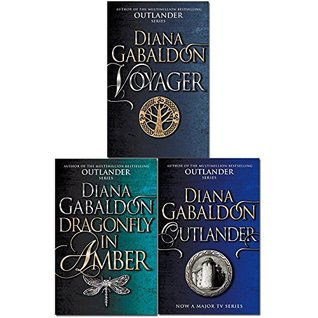 An Outlander Collection: Books 1-3