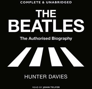 The Beatles: By Hunter Davis Complete & Unabridged Audiobook 14cd`s
