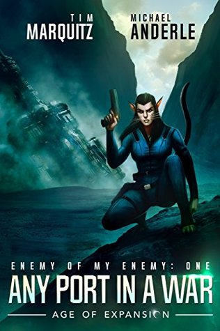 Any Port in a War (Enemy of My Enemy #1)