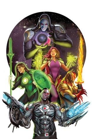 Justice League Odyssey Vol. 1