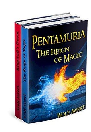 Pentamuria Collection ( High Fantasy Ebooks ) (Pentamuria Saga Book 1 and 2)