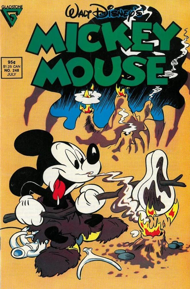 Walt Disney's Mickey Mouse (Walt Disney's Mickey Mouse, #248)