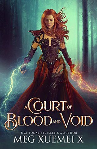 A Court of Blood and Void (War of the Gods #1)