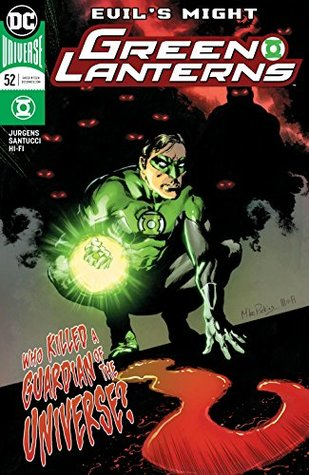 Green Lanterns (2016-) #52