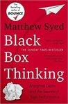 Black Box Thinking: Psychology Paperback – 10 Jun 2016 by Matthew Syed (Author)
