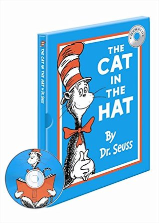 The Cat in the Hat deluxe book and cd set