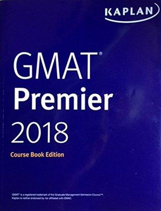 GMAT Premier 2018 (Course Book Edition)