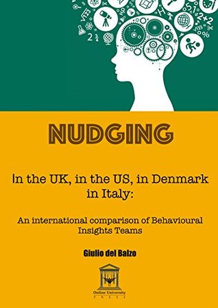 Nudging in the UK, in the USA, in Denmark, in Italy: an international comparison of Behavioural Insights Teams
