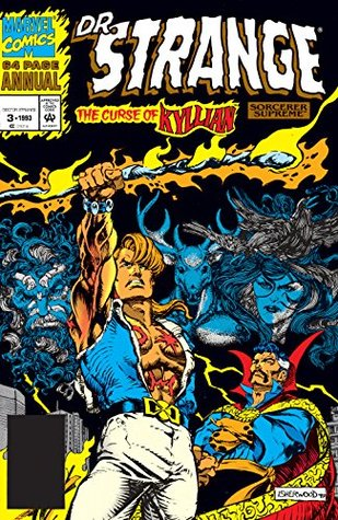 Doctor Strange: Sorcerer Supreme Annual #3