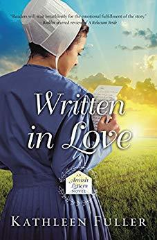 Written in Love (Amish Letters #1)