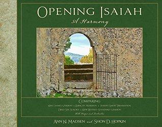 Opening Isaiah: A Harmony