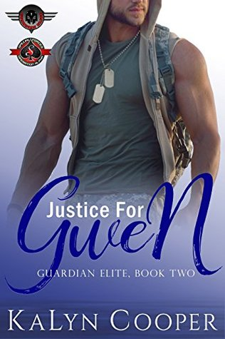 Justice for Gwen (Guardian Elite, #2)