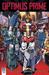 Optimus Prime Annual 2018 by John Barber