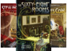 The Sixty-Eight Rooms Adventures (4 Book Series)