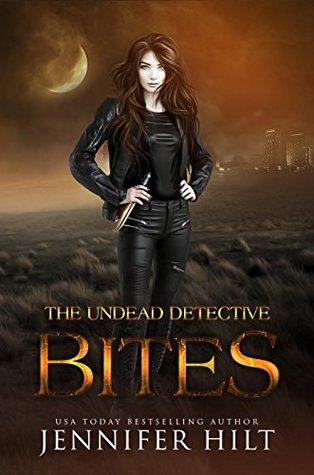 The Undead Detective Bites: Book 1