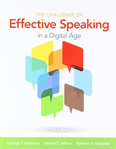 Bundle: The Challenge of Effective Speaking, Loose-Leaf Version, 17th + LMS Integrated MindTap Speech, 1 term (6 months) Printed Access Card