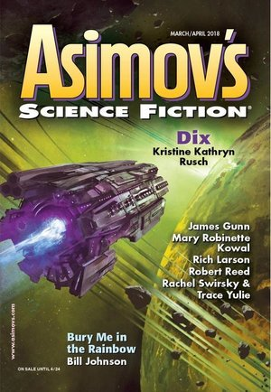 Asimov's Science Fiction, March/April 2018