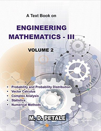 Engineering Mathematics - III: Volume 2