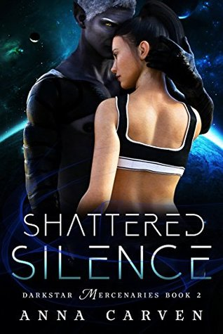 Shattered Silence by Anna Carven
