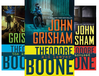 Theodore Boone (6 Book Series)