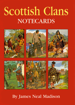 Scottish Clans Notecards