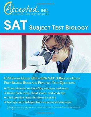 Review: SAT Test Biology II – Urban Book Reviews