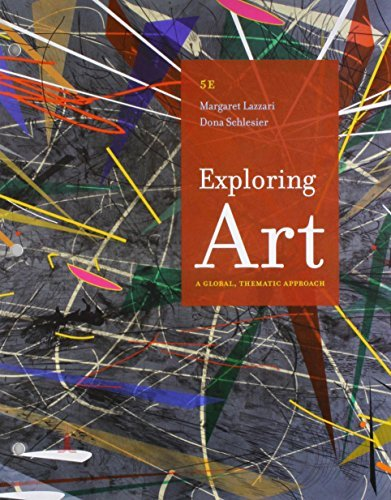 Bundle: Exploring Art, Loose-leaf Version, 5th + LMS Integrated MindTap Art & Humanities, 1 term (6 months) Printed Access Card for ... Thematic Approach, Enhanced Edition, 5th